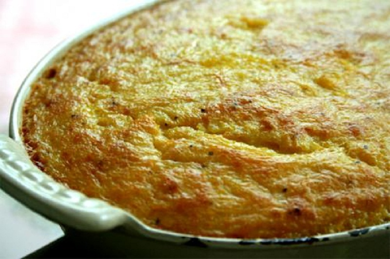 Garlic Cheese And Grits Casserole picture