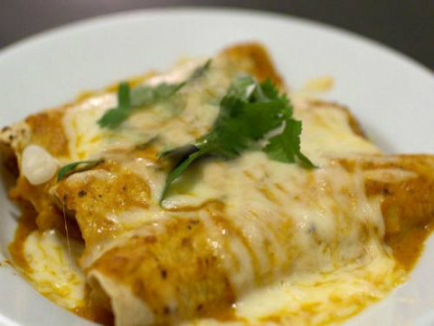 Summer Vegetable Enchiladas picture