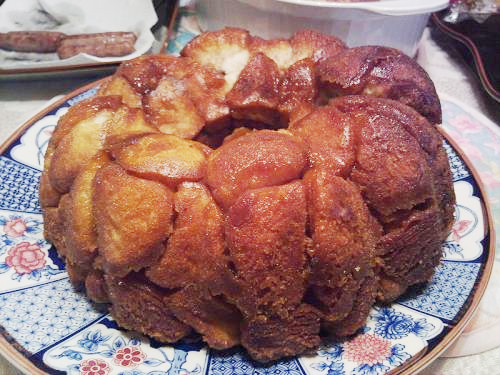 Garlic Monkey Bread picture