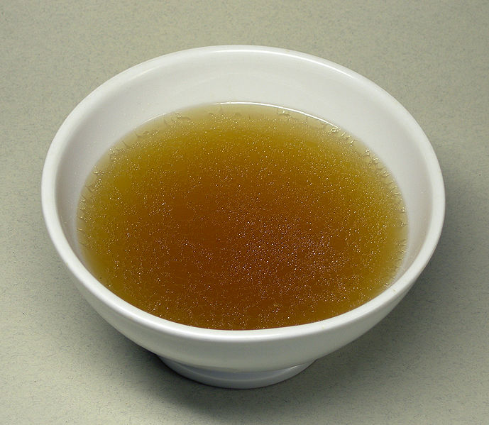Gingery Chicken Stock picture