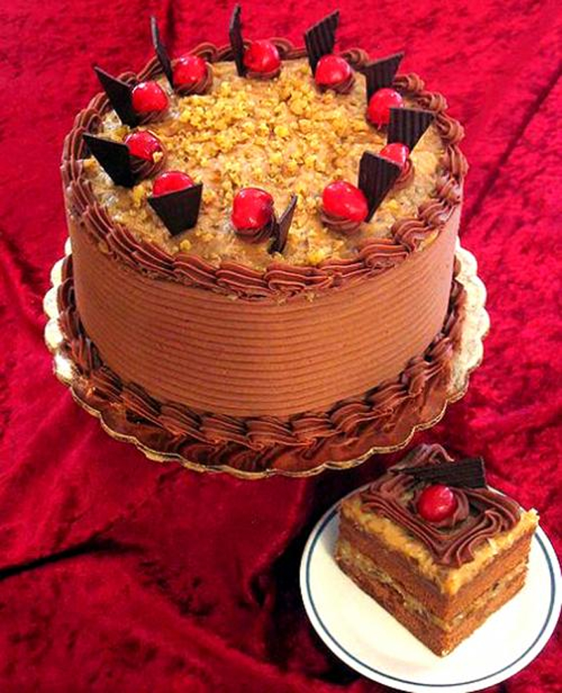 Grandma S German Chocolate Cake picture