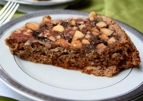 German Hazelnut Torte picture