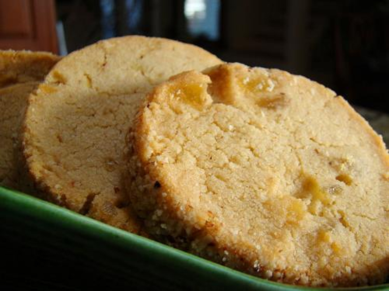 Lemon Ginger Cookies picture