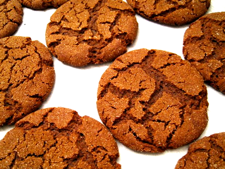 Soft Ginger Cookies picture