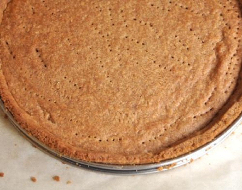 Ginger Snap Graham Crust picture