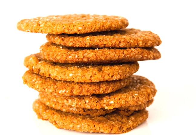 Swedish Ginger Snaps picture