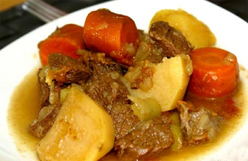Gingered Beef Stew picture