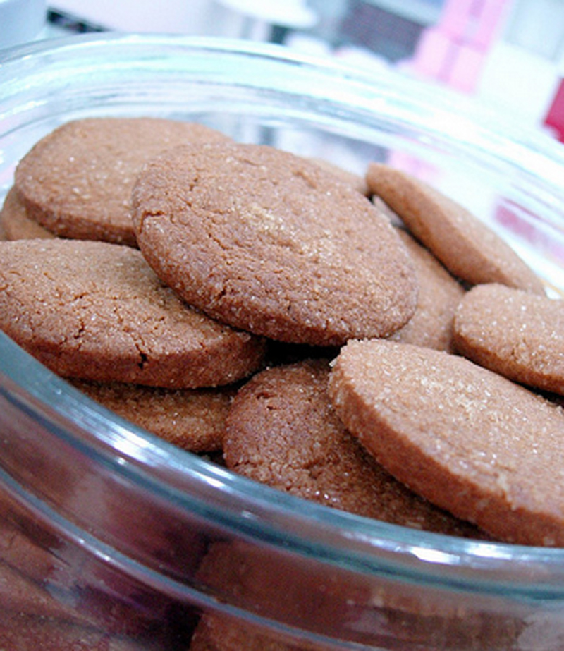 Lois' Ginger Snaps picture