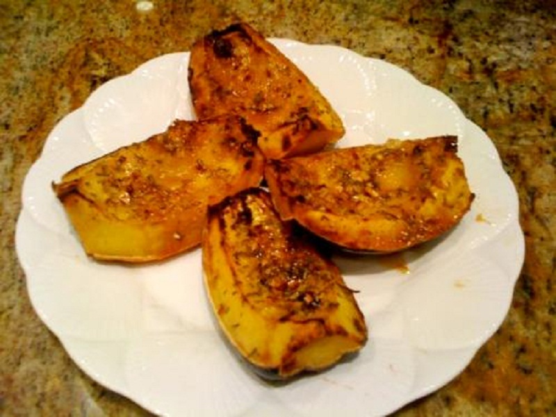 Glazed Acorn Squash picture