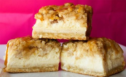 Glazed Apple Pie Bars picture