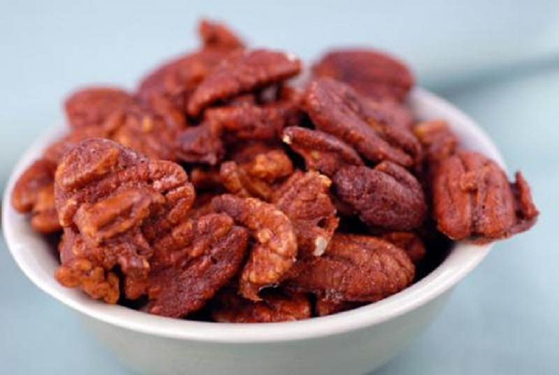Glazed Pecans picture