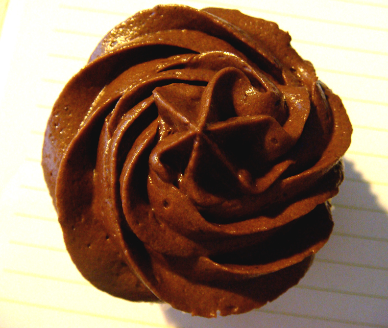 Glossy Chocolate Frosting picture