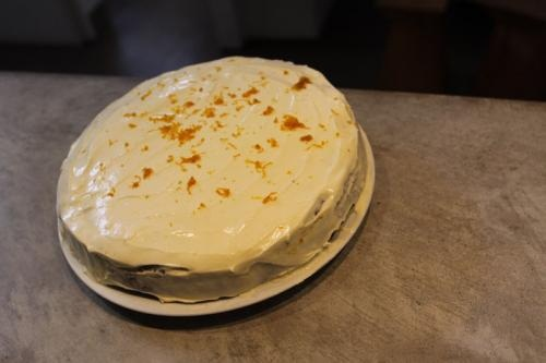 Gold Rush Carrot Cake picture