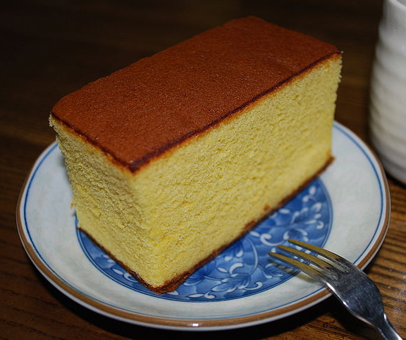 Golden Butter Cake picture
