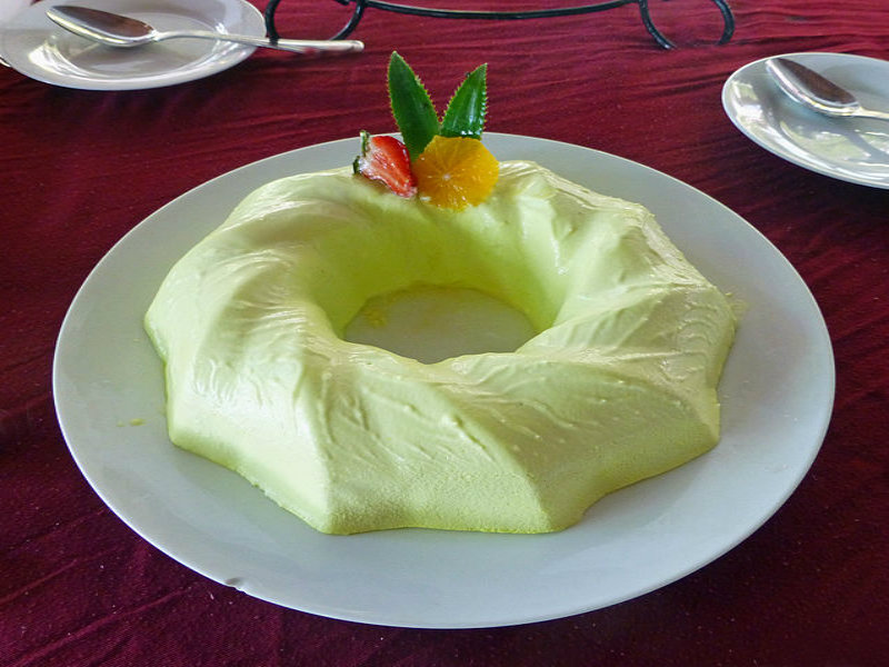 Gooseberry Mousse or Pudding picture