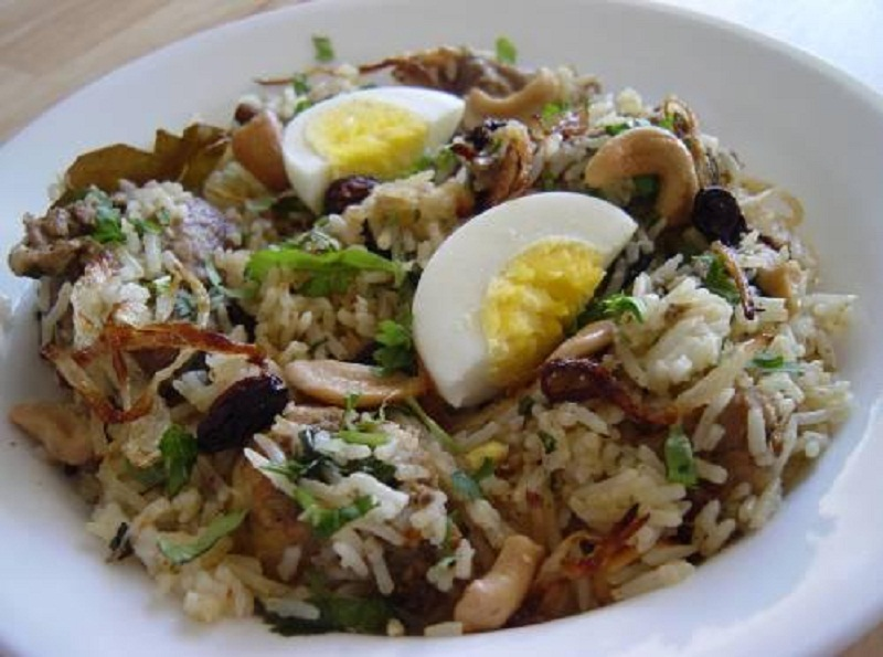 Gos No Pulao ( Mutton Pulao ) picture