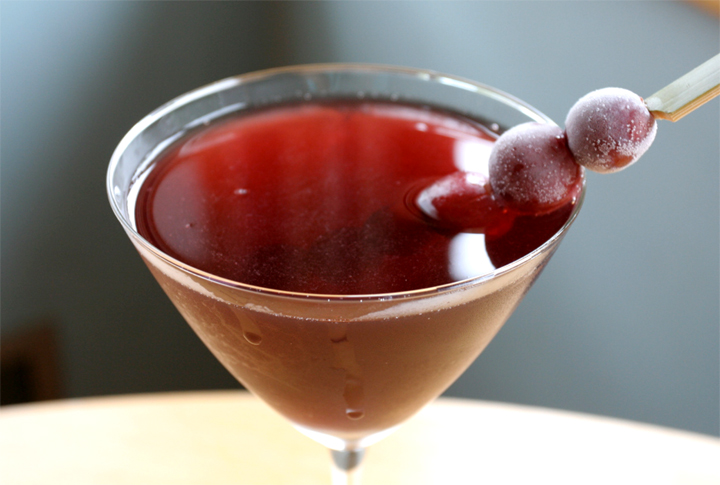 Grape Cocktail picture