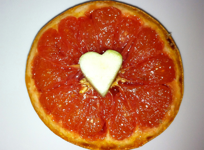 Grapefruit Brulee picture