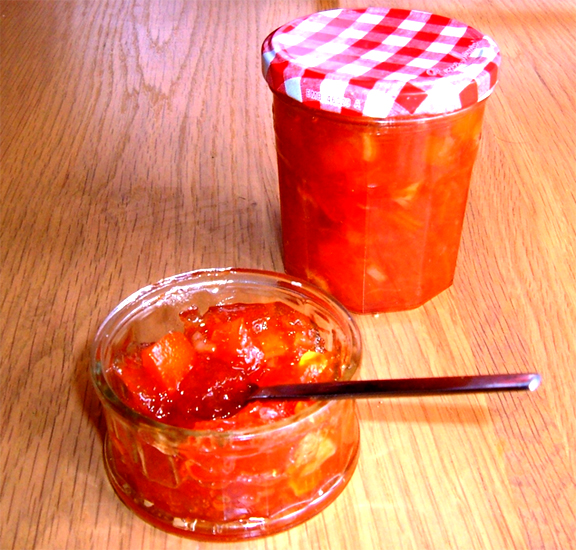 Grapefruit Marmalade picture