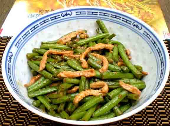 Green Beans Italiano Salad picture