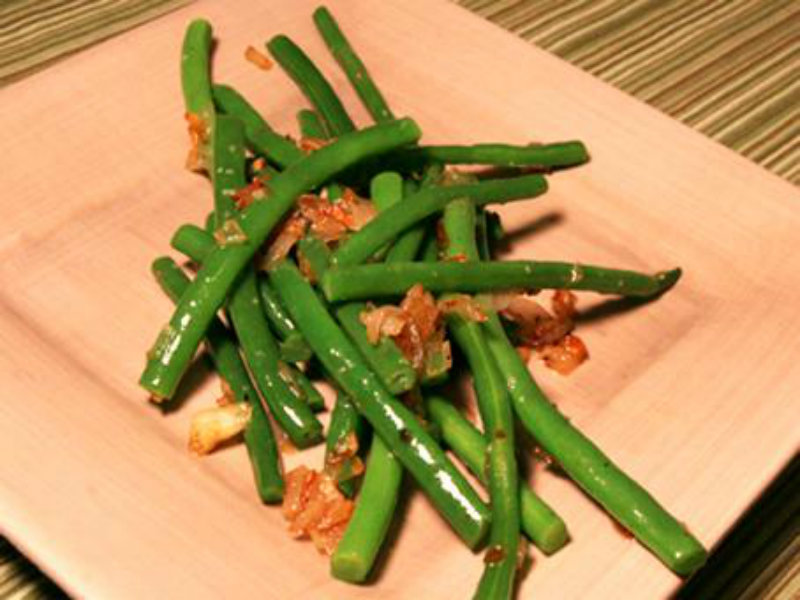 Green Beans In  Oil picture