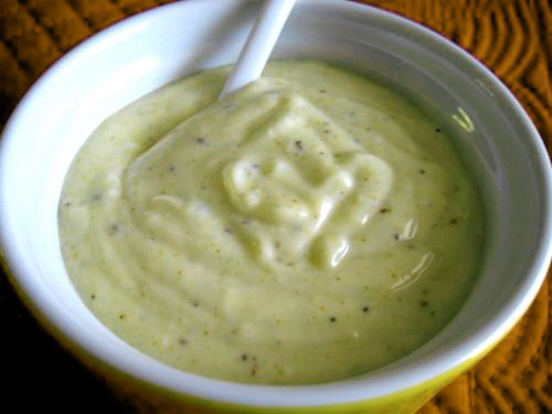 Green Mayonnaise picture