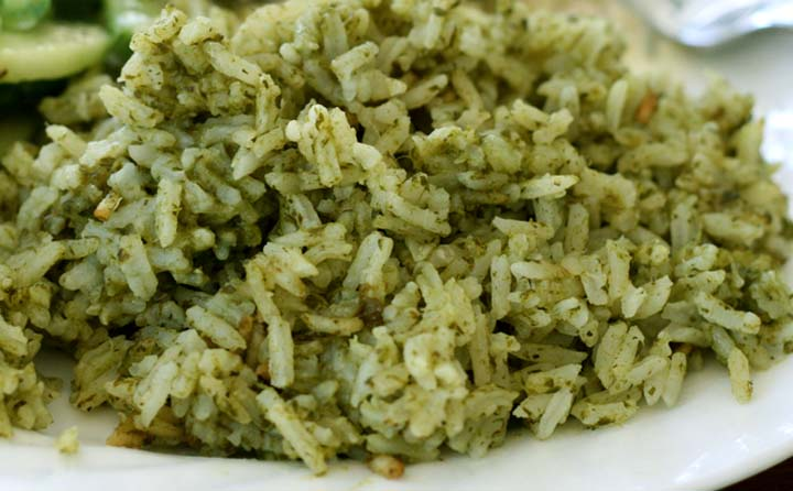 Green Rice picture