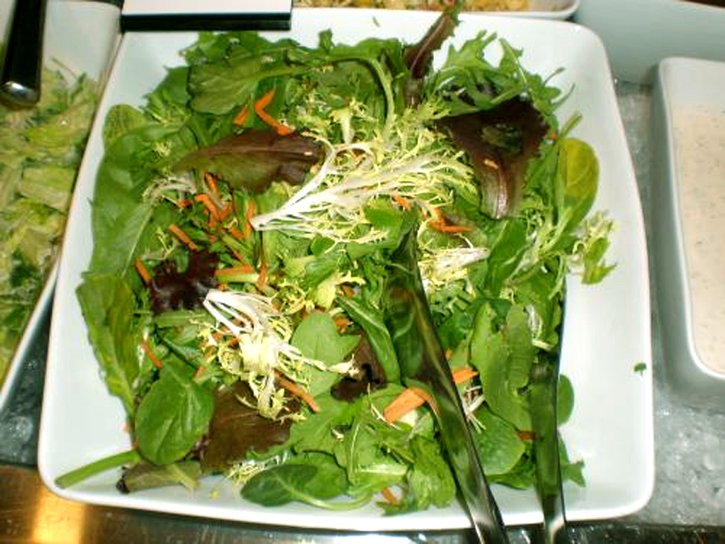 Green Salad (Insalata Verde) picture