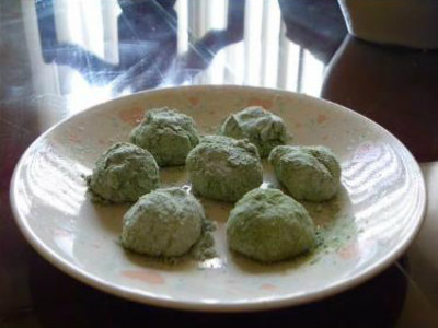 Green Tea Mochi picture