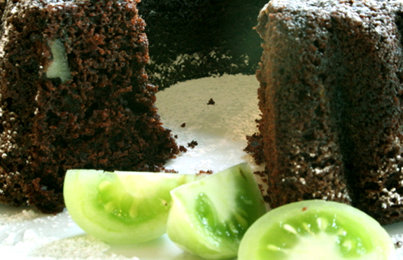 Mystery Fudge Cake picture