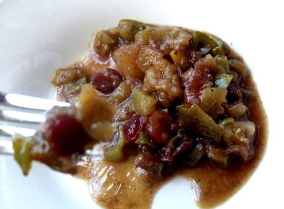Green Tomato Mincemeat picture
