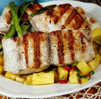 Easy Grilled Mahi Mahi picture