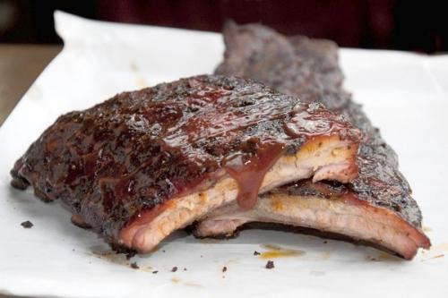 Grilled Spare Ribs picture