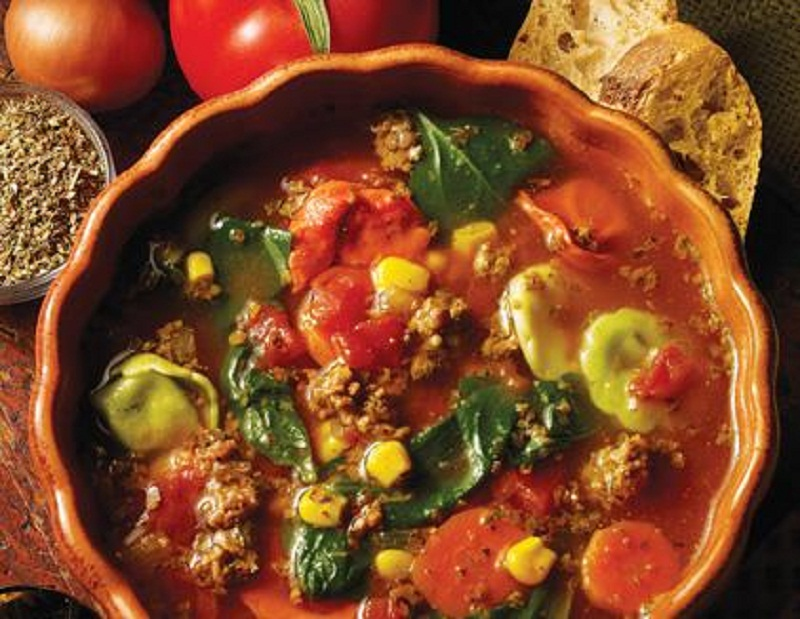 Ground Beef Soup picture