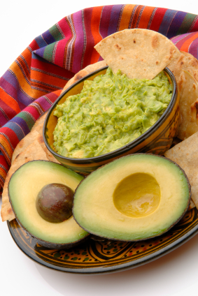 Guacamole With Sour Cream picture