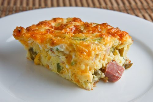 Ham Casserole picture
