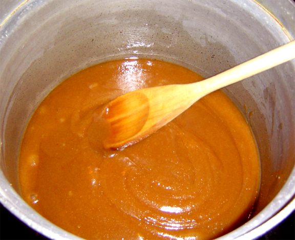 Hard Sauce With Rum picture