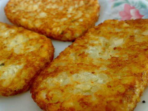 Superb Hash Brown Potato Patties  picture