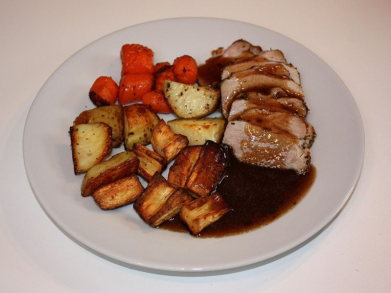 Hawaiian Pork Roast picture