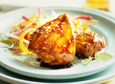 Hawaiian Style Broiled Chicken  picture