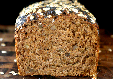 Health and Fiber Rich Beef and Walnut Loaf picture