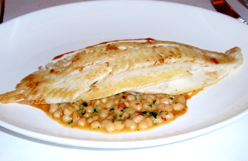 Health and Fiber Rich Grilled Plaice picture