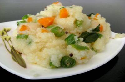 Vegetable Upma picture