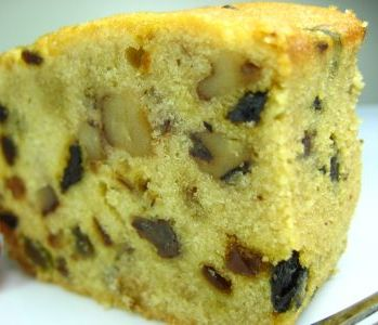 Healthy Fruit Cake picture
