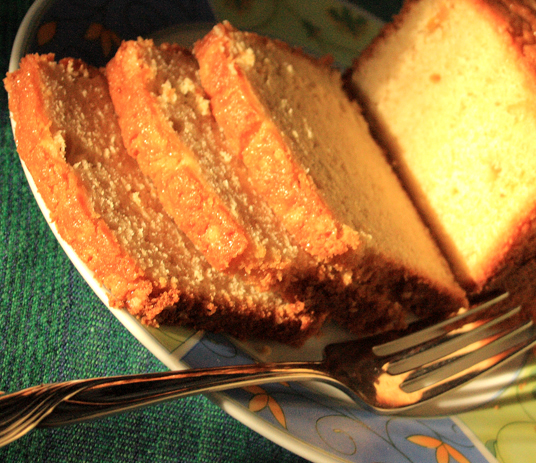 Healthy Pound Cake picture