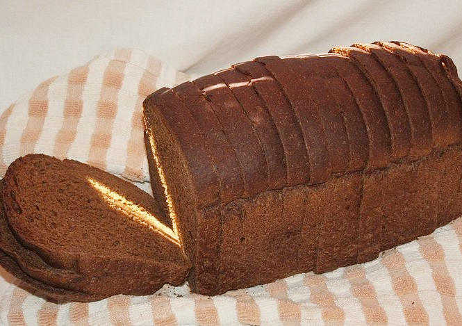 Healthy Rye Pumpernickel Bread picture