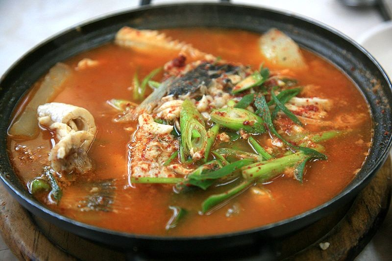 Hearty Fish Soup picture