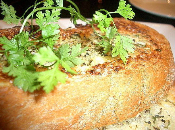 Herb Batter Bread picture
