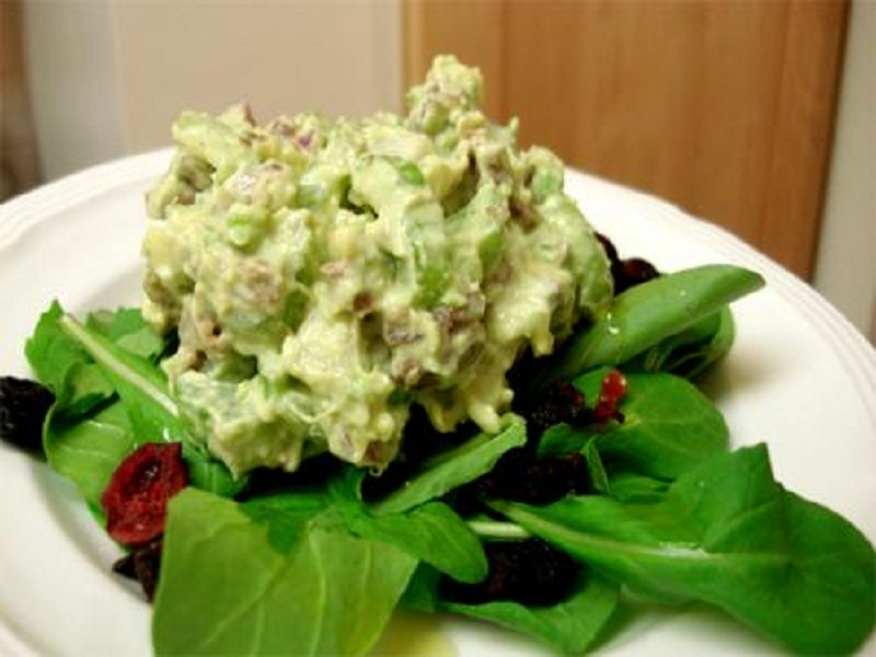 Herbed Cottage Cheese Salad picture