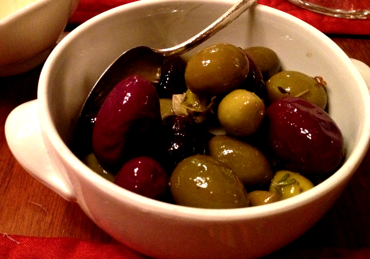 Herbed Olives picture